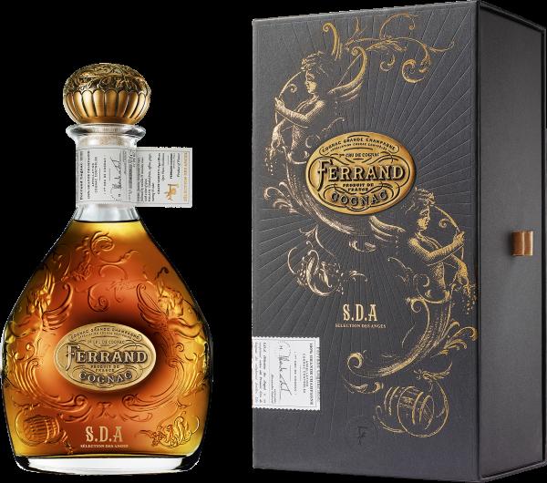 """Cognac """"Sélection des Anges"""" Grande Champagne Pierre Ferrand"""
