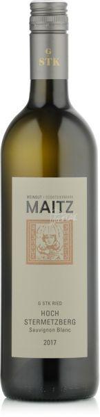 """Sauvignon Blanc Große STK Ried """"Hochstermetzberg"""" Wolfgang Maitz, Südsteiermark"""