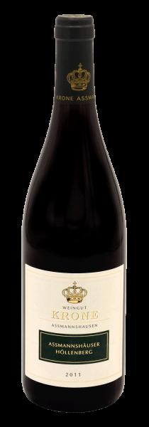 Assmannshäuser Höllenberg Spätburgunder Trocken Weingut Krone - Rheingau