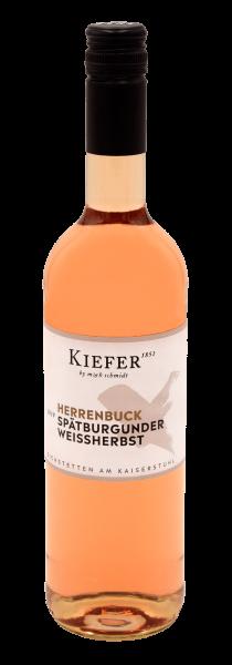 Spätburgunder Weißherbst Kabinett Weingut Kiefer, Baden